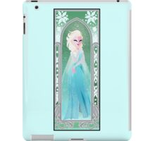 Saisons de Arendelle Winter iPad Case/Skin