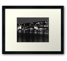 They call it the Streak Framed Print