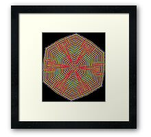 Tripped Up 2 Framed Print