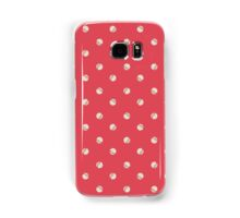Premier Balls Red Samsung Galaxy Case/Skin