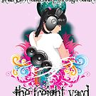 Freight Yard - Peace, Love &amp; Unity Through Dance Poster by ikonvisuals