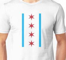 Chicago Stars & Stripes Unisex T-Shirt