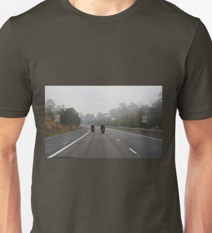 Motorcycle Series #3 - 110 Km Unisex T-Shirt