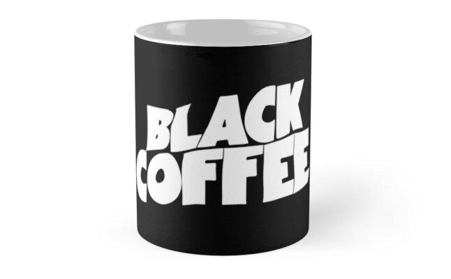 """Black Coffee Sabbath"" Mugs by mikebriones   Redbubble"