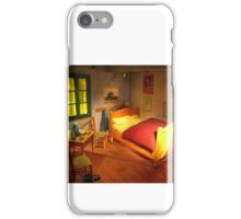 Visit Vincent's Bedroom In Arles iPhone Case/Skin