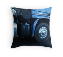 keepin' movin' Throw Pillow