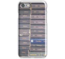 books iPhone Case/Skin