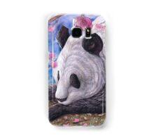 Lazy Panda Samsung Galaxy Case/Skin