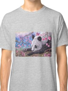 Lazy Panda Classic T-Shirt