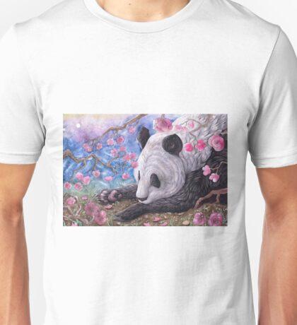 Lazy Panda Unisex T-Shirt