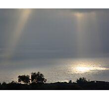 Wisdom Rays Photographic Print