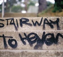 Stairway to Heaven by JordanLeeChappe