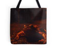 frog at large Tote Bag