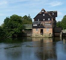 Houghton Mill by JJsEscape