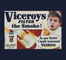 Ode to Viceroy Mac DeMarco Kids Tee
