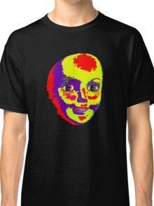 Psychedelic Mannequin Head Classic T-Shirt