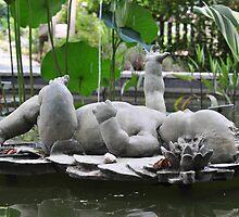 Baby Statue by mltrue