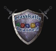 Classically Trained D&D Tee by KennefRiggles