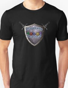 Classically Trained D&D Tee Unisex T-Shirt