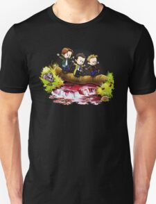 Team Free Will Goes Exploring Unisex T-Shirt