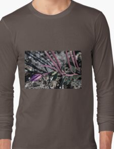 Arctic Flower Long Sleeve T-Shirt