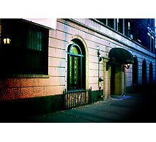 Fullerton Avenue (Lomo) Photographic Print