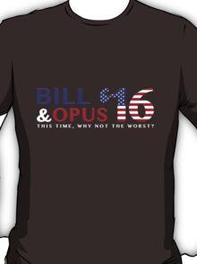 Bill & Opus '16 T-Shirt