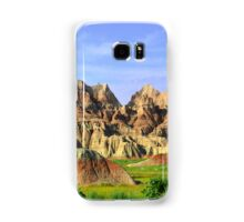 South Dakota Sights Samsung Galaxy Case/Skin