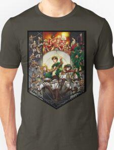 wir sind die Jager (we are the hunters) Unisex T-Shirt
