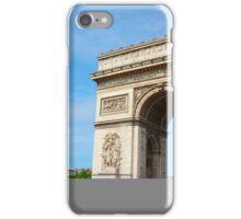 Place Charles De Gaulle - Arc De Triomphe iPhone Case/Skin