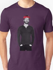 Chris Evans - Flowercrown T-Shirt
