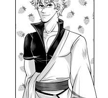 Gintoki (Manga) by HerrDerrr