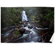 Snobs Creek Falls Poster