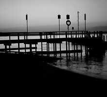 samuels jetty by tim buckley | bodhiimages