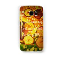 Come See My Zeal Samsung Galaxy Case/Skin