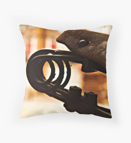 bike of prey? Throw Pillow