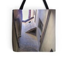 Watch the dove.... Tote Bag