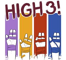 HIGH 3! by Sadyna