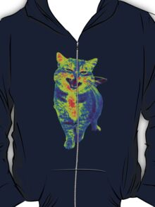 Psychedelic Cat T-Shirt