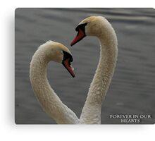 Sympathy Cards Canvas Print