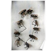 Ten-a-fly, New Jersey Poster