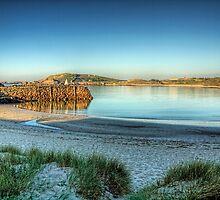 Douglas Quay - Alderney by NeilAlderney