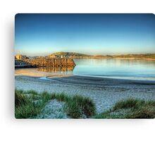 Douglas Quay - Alderney Canvas Print