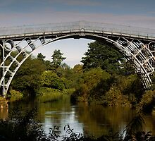 Iron Bridge  by John Hallett