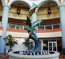 Gaylord Palms Hotel by Judy Wanamaker