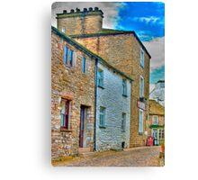 Dent Cottages Canvas Print