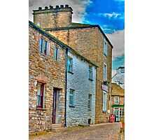 Dent Cottages Photographic Print