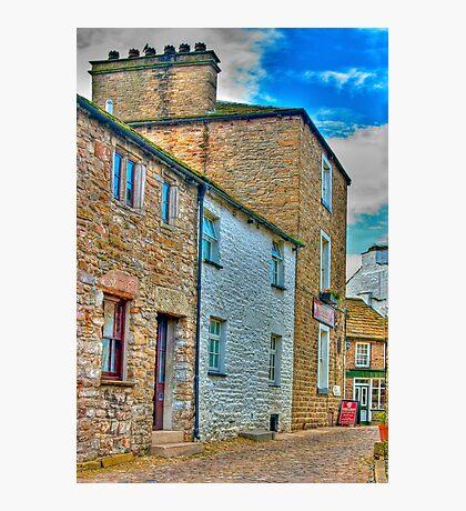 Dent Cottages Photographic Print