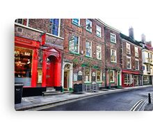 York Street Canvas Print