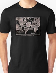 Atlantis And Mu Unisex T-Shirt